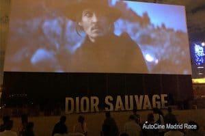 AutoCine Madrid Race - Summer cinemas in Madrid