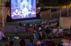 Cine In the Park - summer cinemas in Madrid