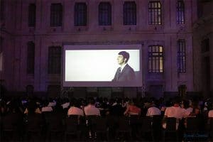 Outdoor cinema - Summer cinemas in Madrid