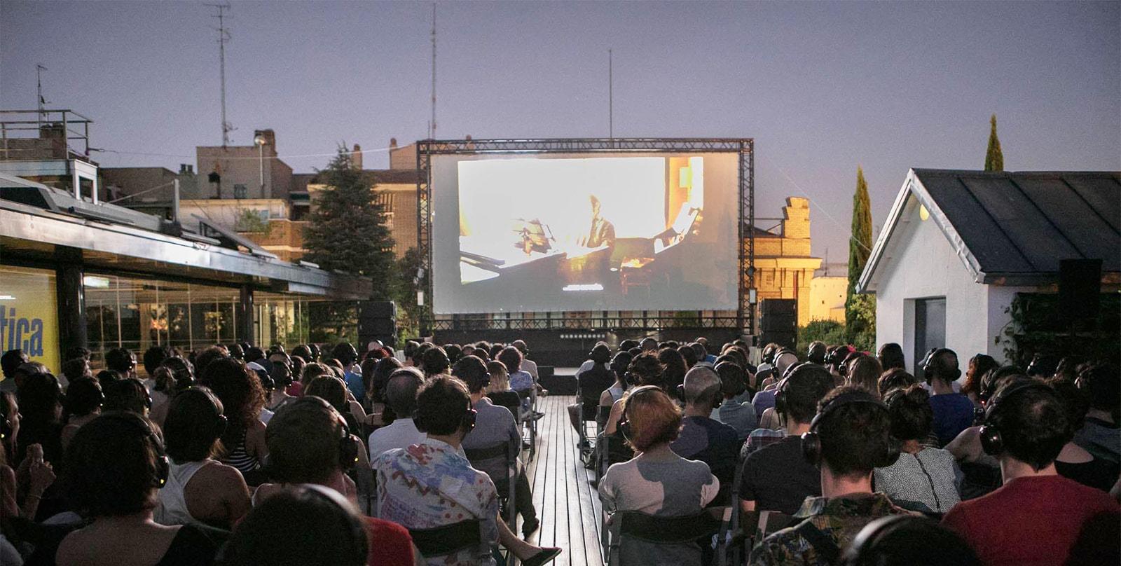 Summer cinemas in Madrid