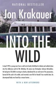 Into the wild - books to cause wanderlust