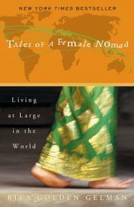 Tales of a Female Nomad - books to cause wanderlust