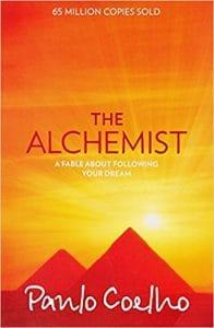 the alchemist - books to cause wanderlust