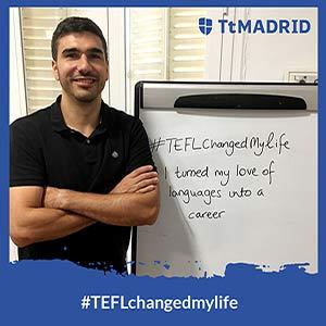TEFL Changed my life Hector