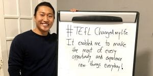 TEFL Changed my life with Spencer Ross