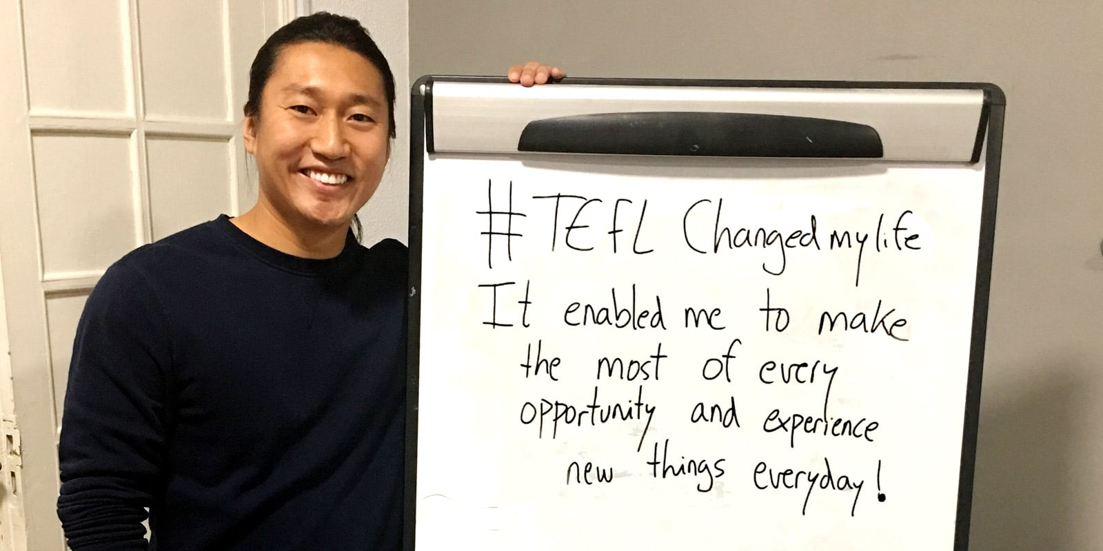 TEFL Changed my life – Spencer Ross