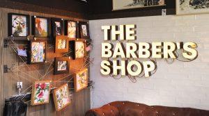 the barber shop Madrid