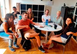 Teach English in Spain as part of TtMadrid Program