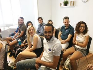 Visa to Spain to Teach English as part of TtMadrid Program