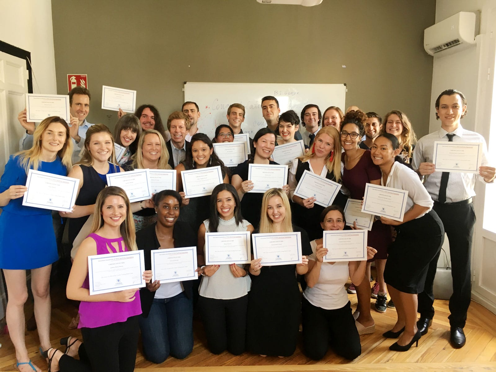 TtMadrid TEFL Courses