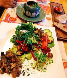 Vegetarian Madrid 5