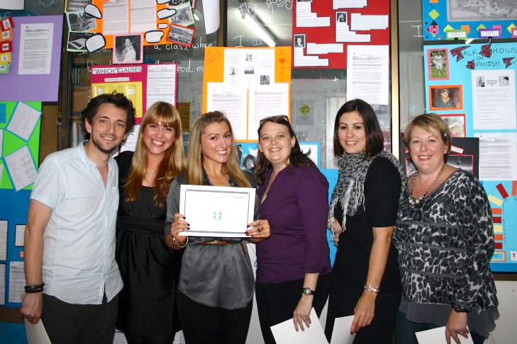 Elsa's story - TEFL Course grad