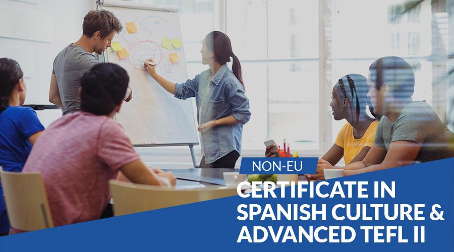 Advanced TEFL Course II