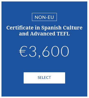 Advanced TEFL Course Description