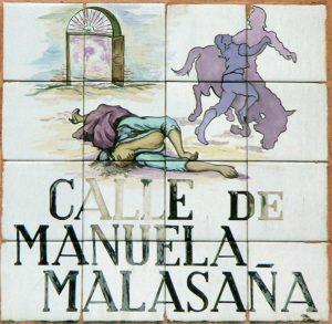 Calle de Manuela Malasaña