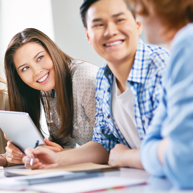 Teach In-Company English classes in Madrid