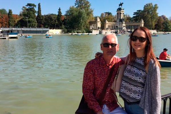 Start an adventure in Madrid