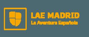 LAE Madrid logo