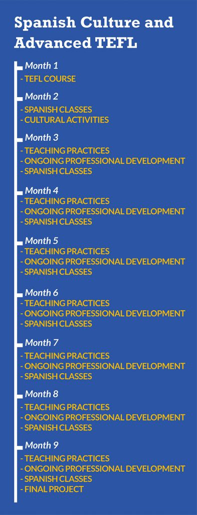 Spanish Culture and Advanced TEFL