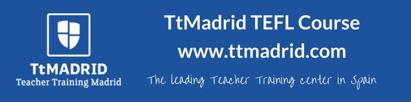 TtMadrid - The Leading TEFL Course in Spain