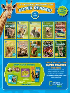 TEFL Textbooks - National Geographic Kids Readers