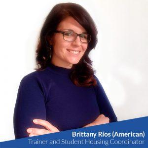 Brittany Rios - TEFL Trainer