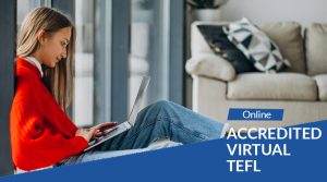 Accredited Virtual TEFL