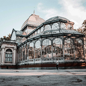 Retiro Park in The New Normal in Madrid