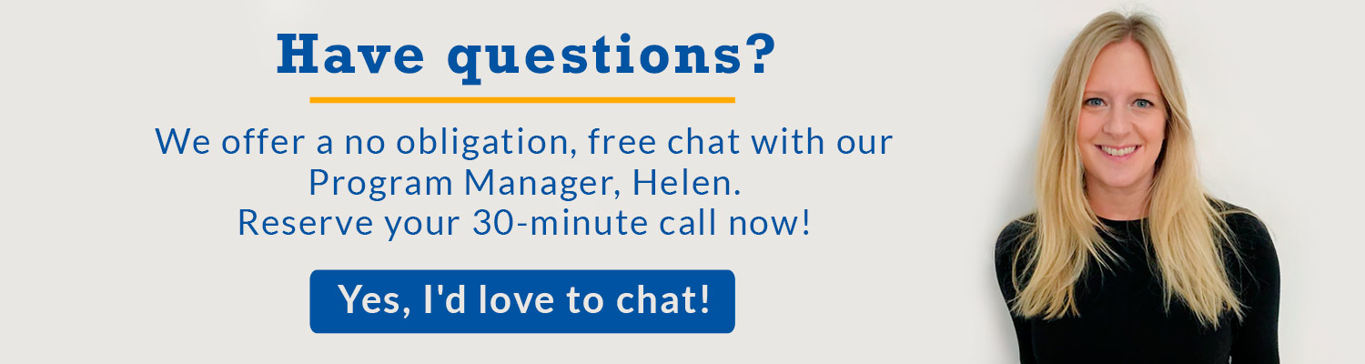 Have a Free chat with Helen