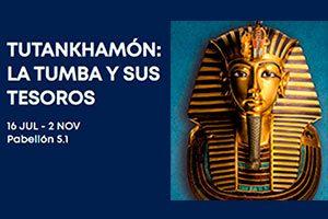 Tutankamón Exposition IFEMA