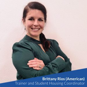 Brittany - TEFL Course trainer