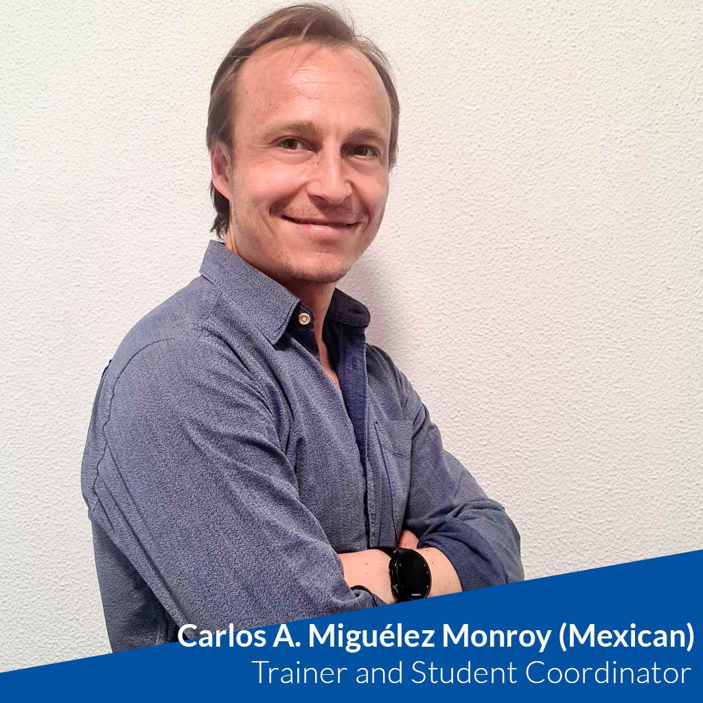 Carlos - TEFL Course trainer